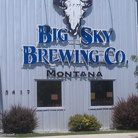Photo taken at Big Sky Brewing Company by Rich S. on 7/22/2013