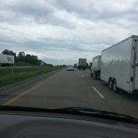 Photo taken at I-80 by Carla B. on 5/30/2013