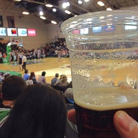 Photo taken at Maine Red Claws by Ryan D. on 3/6/2015