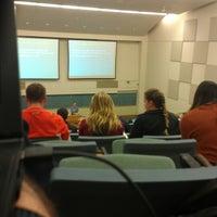 Photo taken at UTSA - College of Business by Blake L. on 2/19/2013