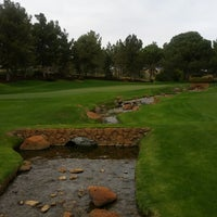 Photo taken at Shadow Creek Golf Course by Johnny K. on 3/22/2015