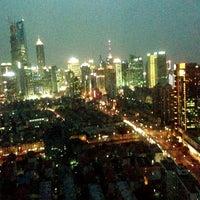 Photo taken at Novotel Atlantis Shanghai | 海神诺富特大酒店 by Sylvia M. on 4/10/2013