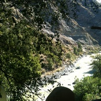 Photo taken at Cascada de las Animas by Karla V. on 5/5/2013