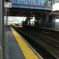 Photo taken at Stamford Transportation Center : Bus/Train (STM) Metro North & Amtrak by Andrew B. on 12/28/2012