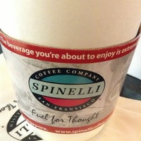 Photo taken at Spinelli Coffee by Dara A. on 3/23/2013