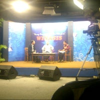 Photo taken at Jogja TV by Isnan H. on 2/21/2013