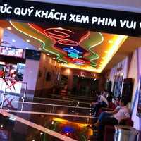 Photo taken at Platinum Cineplex by Trâm V. on 1/3/2013