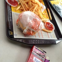 Photo taken at McDonald's / McCafé by Amir S. on 4/7/2013