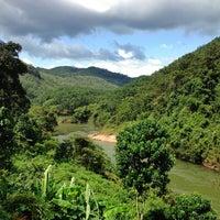 Photo taken at Plantation Hotel - Kitulgala by Michael H. on 8/1/2013