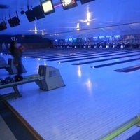 Photo taken at Sheridan Lanes by Barry C. on 12/29/2012