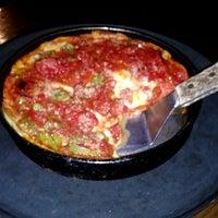 Photo taken at Lou Malnati's Pizzeria by Michael S. on 11/2/2013