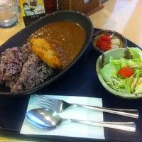 Photo taken at レストラン さくら by unagipiechan on 9/16/2013