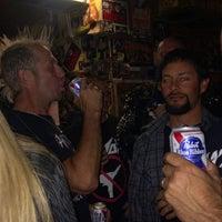 Photo taken at Burt's Tiki Lounge by gina v. on 10/26/2014