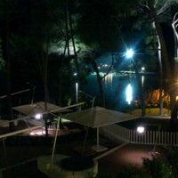 Photo taken at Hotel Bellevue by Lidija R. on 7/25/2014