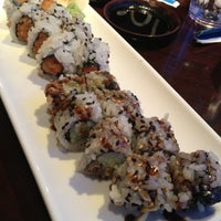 Photo taken at Sushi Island by Ray G. on 1/1/2013
