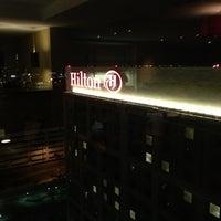 Photo taken at Hilton Orlando by Dean S. on 2/12/2013