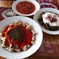 Photo taken at Dostlar Mantı by Tifozi T. on 2/19/2013