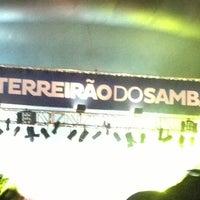 Photo taken at Terreirão do Samba by Lynho Winchester O. on 2/16/2013