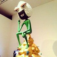 Снимок сделан в Mori Art Museum пользователем exotic_manifold 1/26/2013