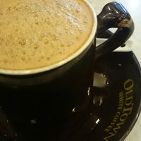Photo taken at OldTown White Coffee by Barry C. on 2/8/2015