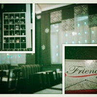 Photo taken at Friends by Albina S. on 1/22/2013
