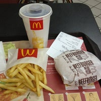 Photo taken at McDonald's by Dhika P. on 1/8/2013