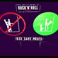 Снимок сделан в Rock'n'Roll Bar пользователем Sergey B. 6/25/2013