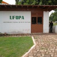 Photo taken at UFOPA - Campus Tapajós by Talita G. on 1/14/2013