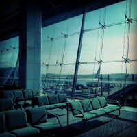 Photo taken at Tocumen International Airport (PTY) by Giancarlo M. on 12/27/2012