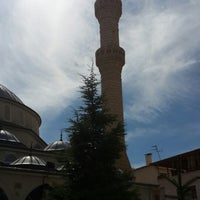 Photo taken at Ulu Cami by Taner Ç. on 9/26/2014