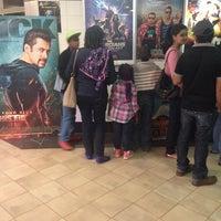 Photo taken at Fox Cineplex by Noorah D. on 8/3/2014