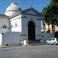 Photo taken at Igreja do Rosário by Gustavo M. on 7/23/2014