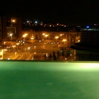 Photo taken at B-Hotel by Инна С. on 8/14/2013