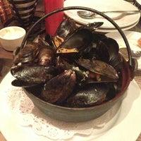 Photo taken at Chez Maman by Bon B. on 4/11/2013