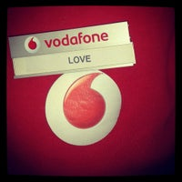 Photo taken at Vodafone by Kallia O. on 10/21/2013