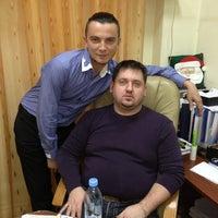 Photo taken at Центр Спортивного Танца Тюмень by Evgeniy F. on 1/17/2013