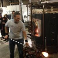 Foto tomada en Public Glass por Daniel M. el 12/9/2012
