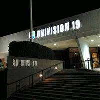 Photo taken at KUVS Univision 19 / KTFK UniMás 64 by www.eyesofreason.com S. on 10/3/2012