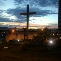Photo taken at Prefeitura de Mogi Guaçu by Lucas B. on 1/1/2014