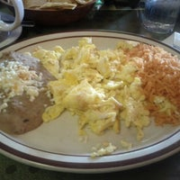 Photo taken at Manjares Restaurant by Hector D. on 10/21/2012