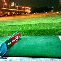 Photo taken at Pelangi Public Golf Driving Range by Anis A. on 7/15/2013
