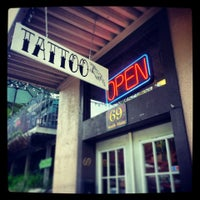 Photo taken at House Of Ink by Cristi L. on 5/27/2013