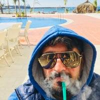 2/18/2018 tarihinde Murat A.ziyaretçi tarafından Marpessa Blue Beach Resort & SPA Hotel'de çekilen fotoğraf