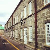Photo prise au Citadelle de Québec par Rachel G. le10/13/2012