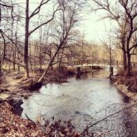 Foto tirada no(a) Rock Creek Park por Kelly M. em 2/28/2013