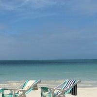 Photo taken at Buccaneer Beach Club by Netta K. on 12/27/2015