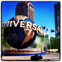 Photo taken at Universal Studios Japan by Kayne on 11/2/2012