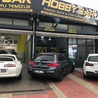 Photo taken at Hobby Car by Ege C. on 2/8/2018