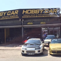 Photo taken at Hobby Car by Ege C. on 7/29/2017