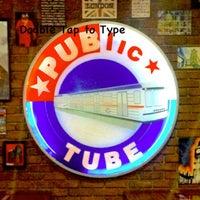 Photo taken at Public Tube by Trakyalı Gıda K. on 1/20/2013